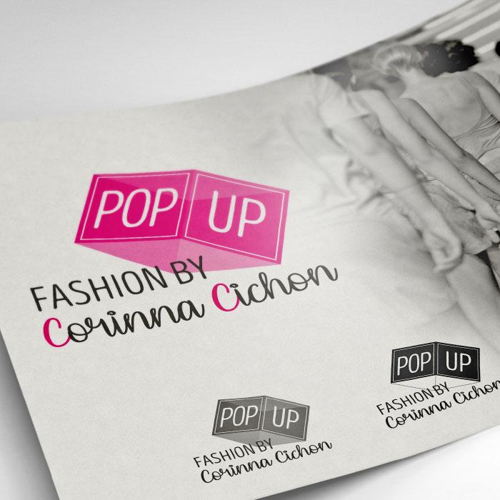 Referenz Corinna Cichon Pop-Up-Fashion